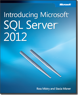 Free E-Book Microsoft for SQL Server 2012–Download, Information and Content (1/2)